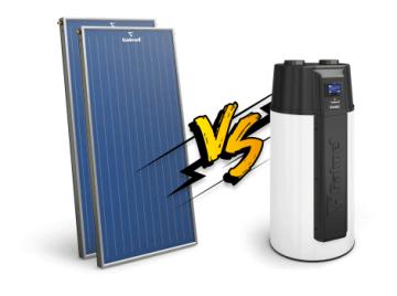 Galmet Przewodnik inwestora – kolektory słoneczne czy powietrzna pompa ciepła?