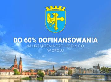 Galmet Opole - dotacja na kotły c.o. i OZE - do 60%