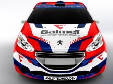 Galmet Galmet wspiera rajdowców
