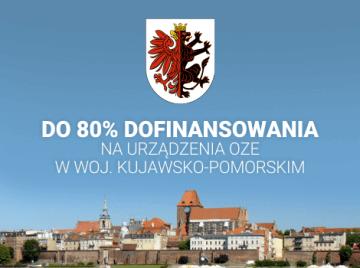 Galmet Kolejne dofinansowanie OZE, do 80% w kujawsko – pomorskim