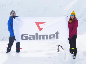 Galmet Galmet zdobywa szczyty