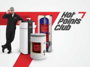 Galmet Hot Points Club - najgorętszy program partnerski dla instalatorów