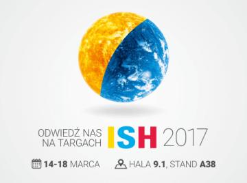 Galmet Zapowiedź: targi ISH 2017