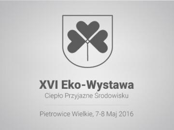 Galmet Galmet – Partner strategiczny XVI edycji Eko – wystawy w Pietrowicach Wielkich zaprasza