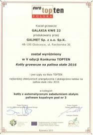 Galmet - Galaxia KWE