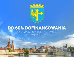 Galmet - Opole - dotacja na kotły c.o. i OZE - do 60%