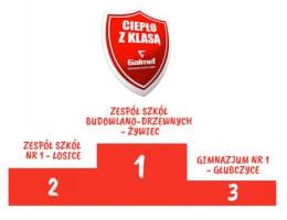 """Galmet - Podsumowanie I etapu kampanii """"Ciepło z klasą"""""""