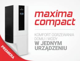 Galmet - Maxima Compact – premiera