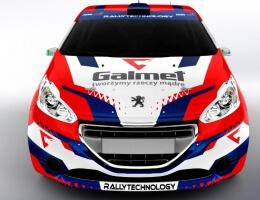 Galmet - Galmet wspiera rajdowców