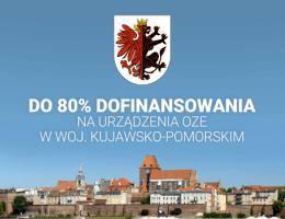 Galmet - Kolejne dofinansowanie OZE, do 80% w kujawsko – pomorskim
