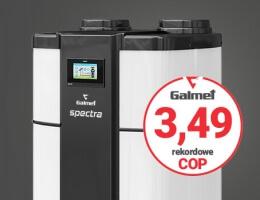 Galmet - Najmądrzejsza pompa ciepła w Polsce – jeszcze lepsza!