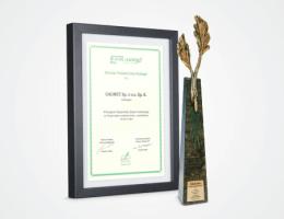 Galmet - Ekolaur Polskiej Izby Ekologii dla Galmet