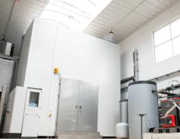 Galmet - Droga do doskonałości - laboratorium systemów hybrydowych