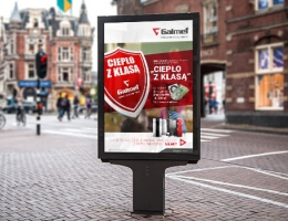 Galmet - Galmet w INTERNECIE, OUTDOORze i w punktach sprzedaży