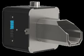 Galmet - Palnik hybrydowy z automatyczną zapalarką PELLASX i funkcją automatycznego samoczyszczenia