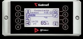 Galmet - Sterownik eLider - Elster - dostępny w standardzie