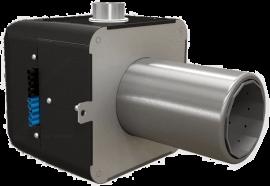 Galmet - Palnik z obrotowym paleniskiem i automatyczną zapalarką PELLASX - opcja