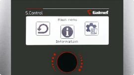 Galmet - Regulator S.Control