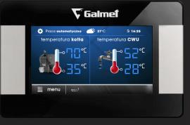 Galmet - Dotykowy regulator PELLASX S.Control Touch - opcja